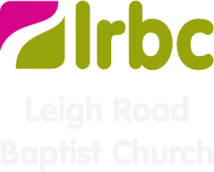 LRBC logo With Light Words