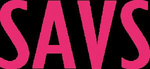 SAVS Logo Pink