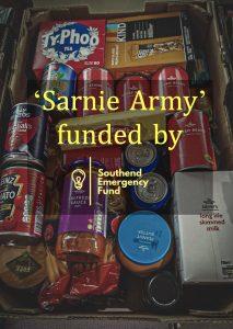 Sarnie Army